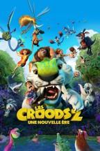 Les Croods 2: Une nouvelle ère en streaming