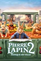 Pierre Lapin 2 : Panique en ville en streaming